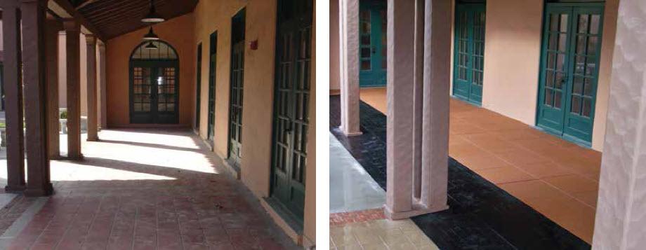 ADA compliant doors